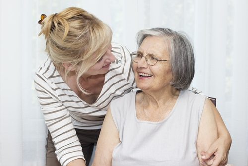 How important is family involvement in long-term care?